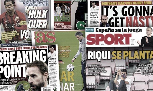 Monchi veut faire deux gros coups à 0 € au PSG et à l'OM, Riqui Puig refuse de quitter le Barça