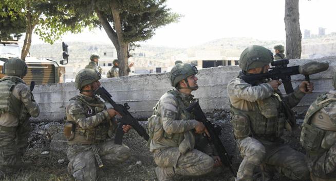 Ankara envoie des soldats en Azerbaïdjan