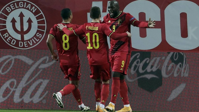 "Ligue des Nations : la Belgique gagne sa ""finale"" contre le Danemark, l'Italie assure en Bosnie !"