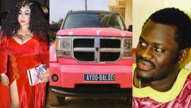 Omaro se marie avec Ayo Baldé et lui offre un terrain aux Almadies 2, un 4*4 Dodge ,une somme de 3.000.000 fcfa et une parure en or