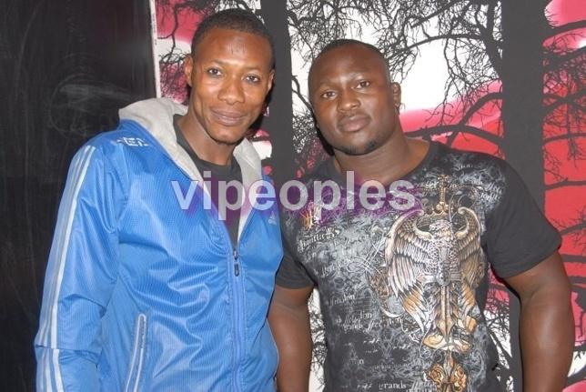 Tange Tandian et Modou Lo, deux gentlemens