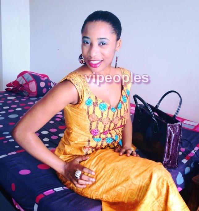 Mais quelle beauté cette Reimouza Diallo!