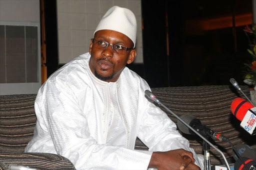 Inna lillahi wa inna ilayhi raji'un : le ministre Moustapha Diop en deuil