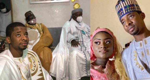 Médina Baye : Baptême de Cheikh Ibrahima, fils aîné du porte-parole, Serigne Mahi Cissé