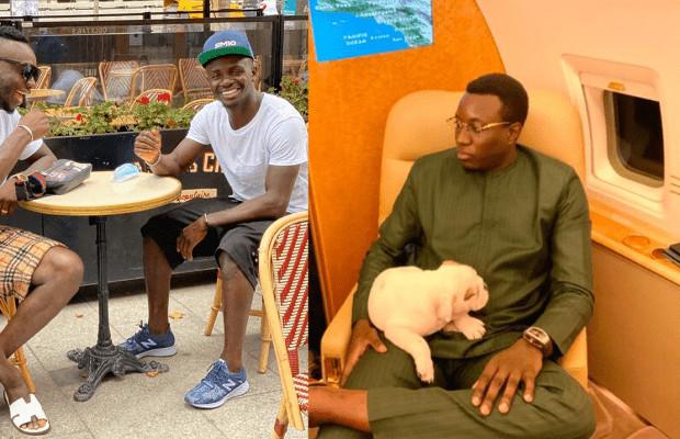 Mo Gates Clashe les joueurs de foot sénégalais » douma séne morom je pèse plus que 130 million de Dollars