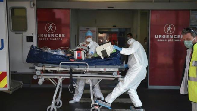 Covid-19: 501 nouveaux morts enregistrés à l'hôpital en France en 24 heures