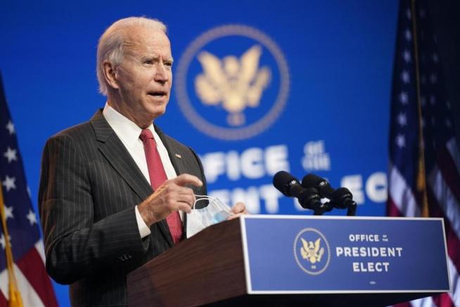 Joe Biden présente les premiers membres de son futur gouvernement
