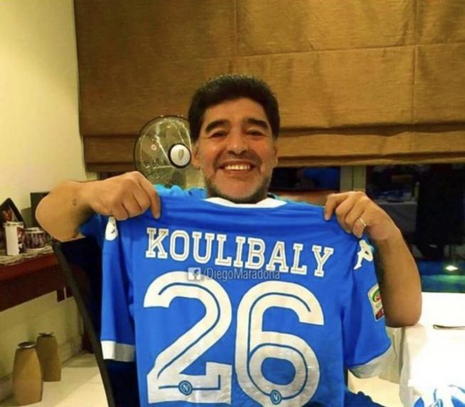 Mort de Maradona : l'émouvant hommage de Kalidou Koulibaly