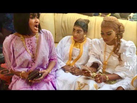 Les images exclusives du mariage de la sœur de Soumboulou Bathily