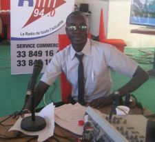 Pape Madogal Diop; un des agents journalistes de Vipeoples.net