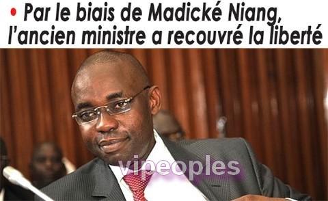 Abdoulaye Wade sauve Samuel de Rebeuss, via Madické Niang