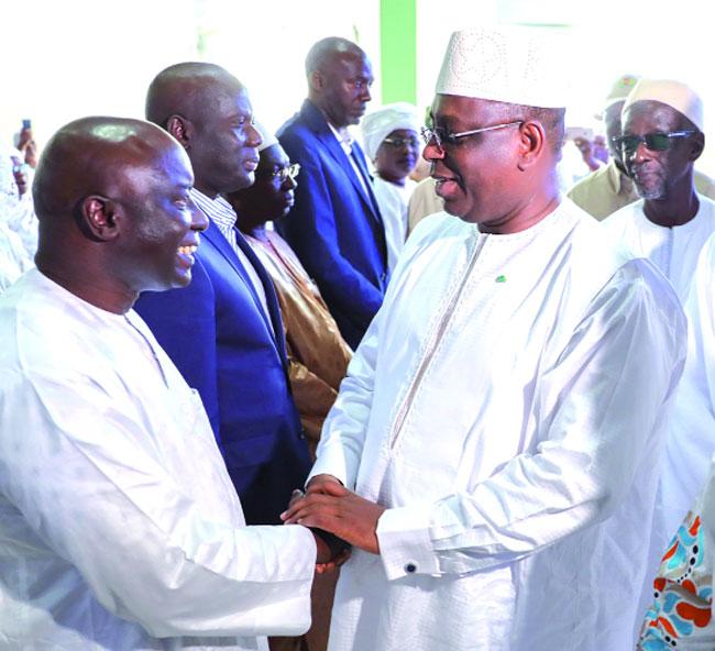 Réunion du SN de Rewmi ce dimanche à Thiès: Idrissa Seck réitère son engagement au Président Macky Sall