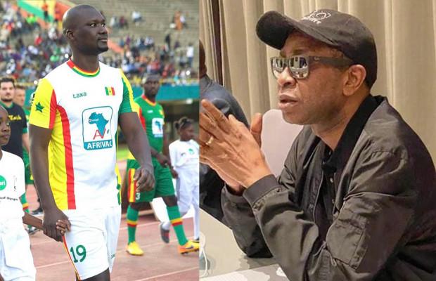 Youssou Ndour : « Je Suis Passé À Travers La Baie Vitrée De Mon Salon En Célébrant Le But De Pape Bouba Diop En 2002 »