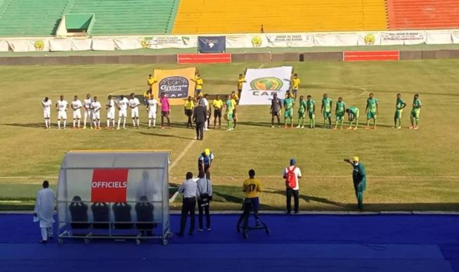 1er tour préliminaire Coupe CAF: le Jaraaf prend une avance assez confortable sur Kano Pillars (3-1)