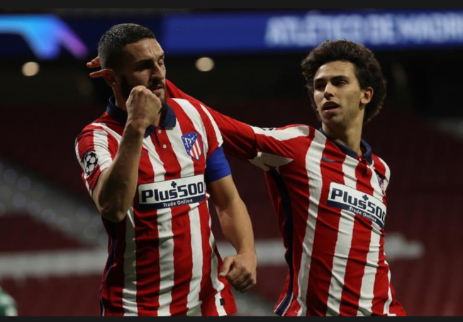 Liga: L'Atlético s'impose à Valence (1-0)
