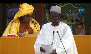"""Serigne Cheikh Mbacké Bara Dolly: """"Tant que je serais président du groupe parlementaire de l'opposition je me battrai pour le respect du règlement intérieur"""""""