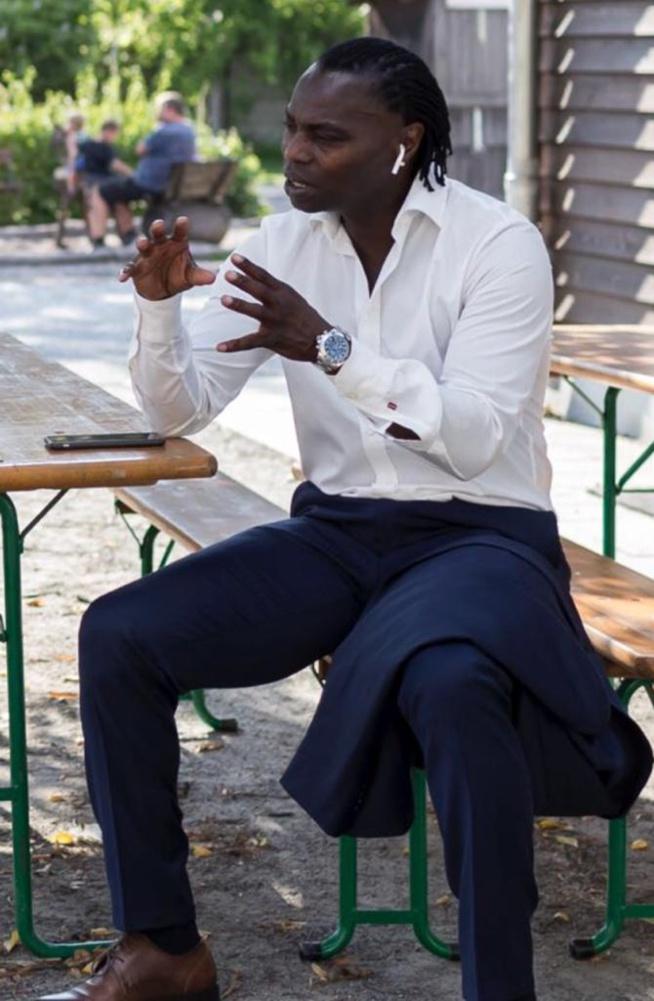 SOULEYMANE SANE, ANCIEN INTERNATIONAL SENEGALAIS :   « La candidature d'Augustin Senghor est une bonne nouvelle pour l'Afrique »