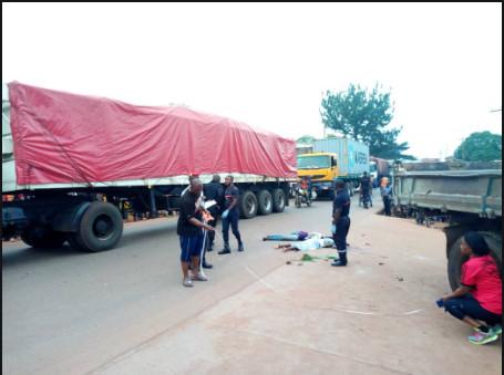 Mboro: Un camion heurte deux dames et l'une d'entre elles, est morte sur le coup