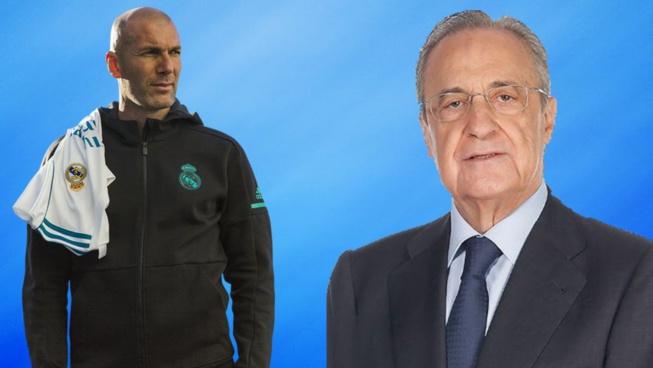 Réunion de crise au Real Madrid: les joueurs veulent gagner et sauver la tête de Zidane