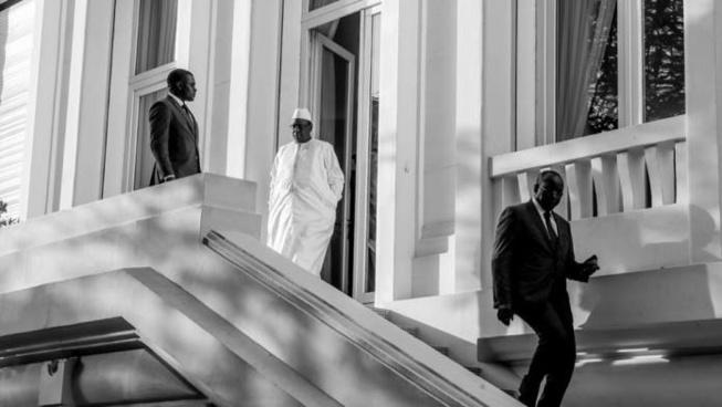 Macky Sall démarche un cadre de l'opposition et prépare un sale coup à Aly Ngouille Ndiaye (EnQuête)