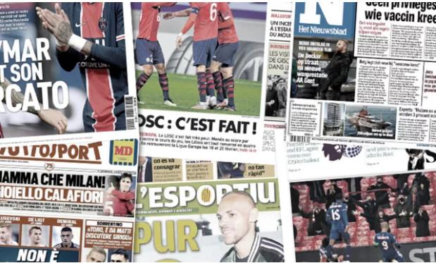 """Le FC Barcelone a trouvé son """"pur"""" numéro 9, premiers contacts entre l'Inter et Olivier Giroud"""