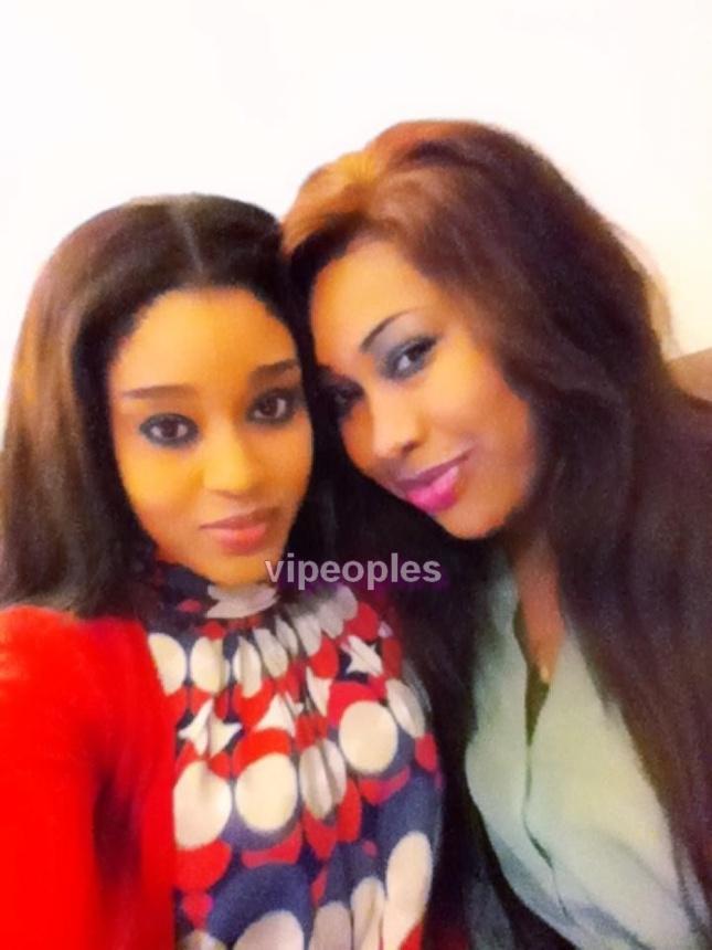 Fatoumata Zara Zah et Dieyna Aw sont de belles femmes