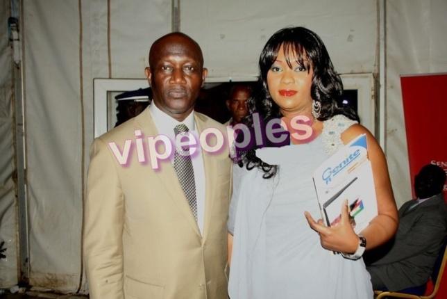 Serigne Mbacké Ndiaye vente toujours les qualités de sa douce moitié