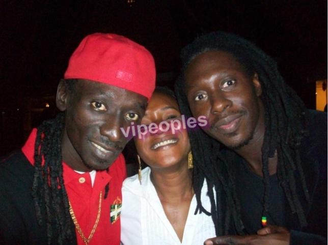 Duggy Tee et Fadda Frady, deux rappeurs, deux amis