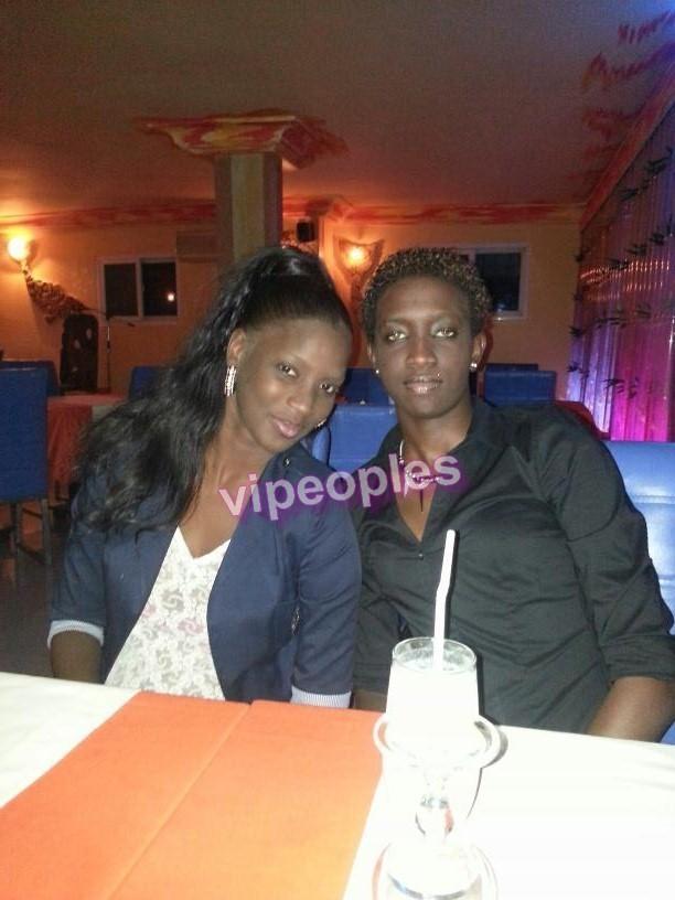 Lissa et la meilleure amie de Aida Ndiaye, la petite soeur Oumou Provoc