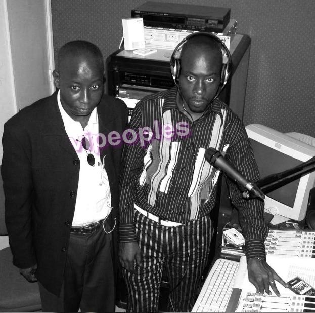Reconnaissez-vous Alassane Samba Diop et Dj Boubs ?