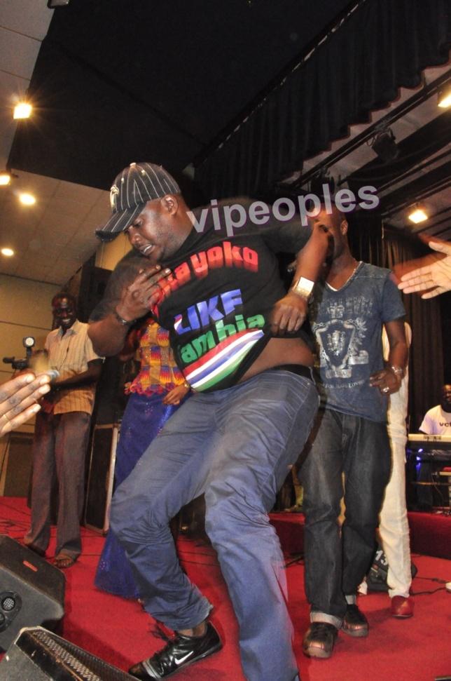 Quand Bakayoko danse le mbalax