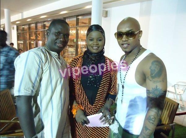 Salam Diallo, Ndeye Astou Gueye et El hadji diouf