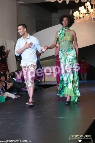Amagalsen Ndiaye et une beauté