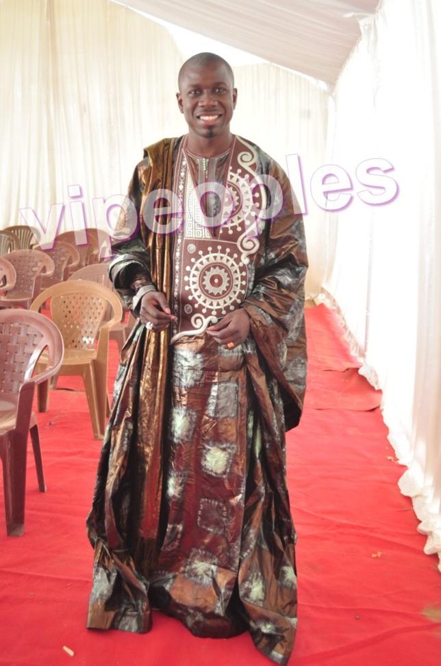 Djiby Dramé, ambassadeur du « bazin »