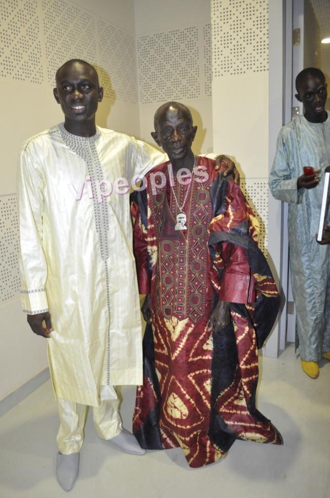 Pape Diouf et Doudou Ndiaye Coumba Rose, deux majestueux