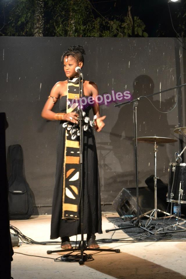 Fakéba Ndao, une perle présentant une belle voix