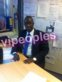 M Ousmane KANTE President AKMD et initiateur des petits déjeuners dans les écoles de la Medina passe un communiqué