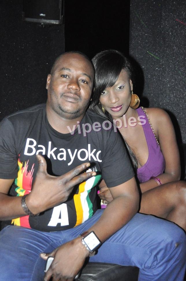 Bakayoko et la belle Lissa
