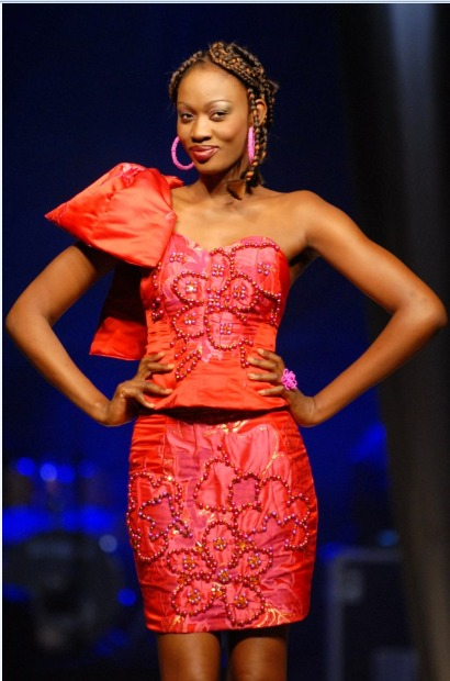 La belle Fatou, la chouchou des photographes