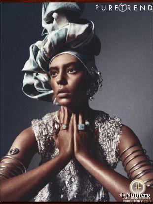 """Polémique """"African Queen"""" : Les mannequins noires ont-elles leur place dans la mode ?"""