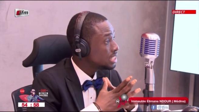 Birane Ndour rend hommage à son père Youssou Ndour