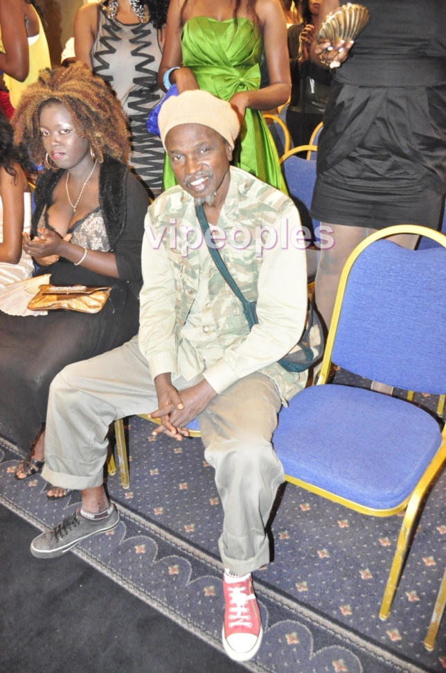 Le grand Moussa Ngom