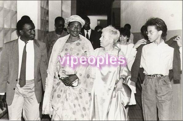 [Photo] Quand Idrissa Seck faisait la fierté de la famille Wade