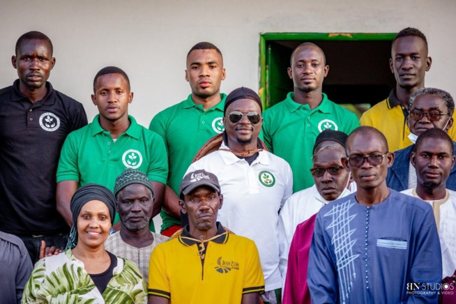 Sénégal: L'Entrepreneur Social Thione NIANG construit l'Institut d'Agriculture et de Leadership.