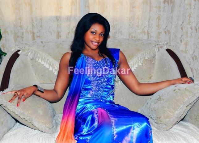 Mame Diarra la sénégalaise de Paris est la directrice du label (PALAIS DU SAGNE Sé) !!!