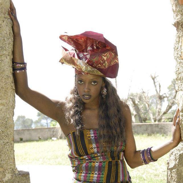 Kumba Jallow Sey, mannequin
