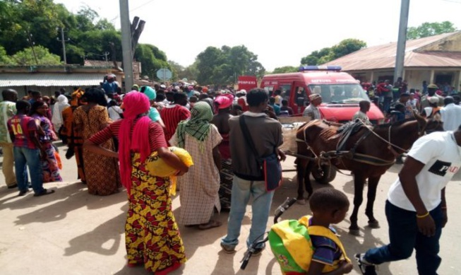 Kawteff-En état d'ébriété, Youssou tabasse sa femme et tue son oncle oncle à coups de ciseaux