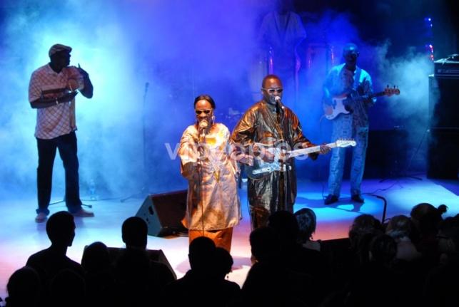 Deux étoiles qui sont toujours à la page: Amadou et Mariane