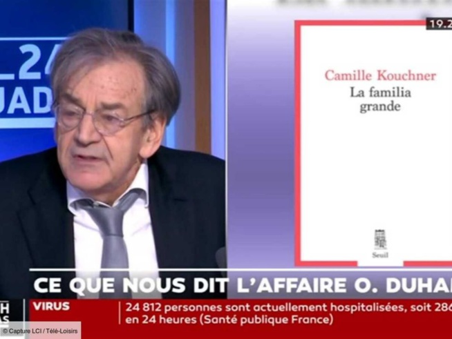 Affaire Olivier Duhamel : Alain Finkielkraut écarté de LCI, il réagit