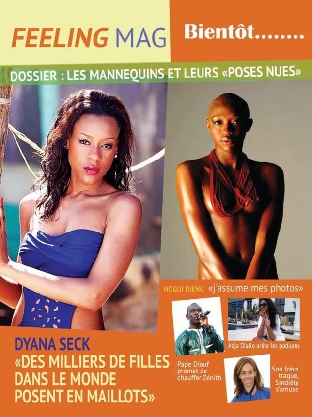 Bamba Diop, propriétaire de FeelingDakar lance son magazine!
